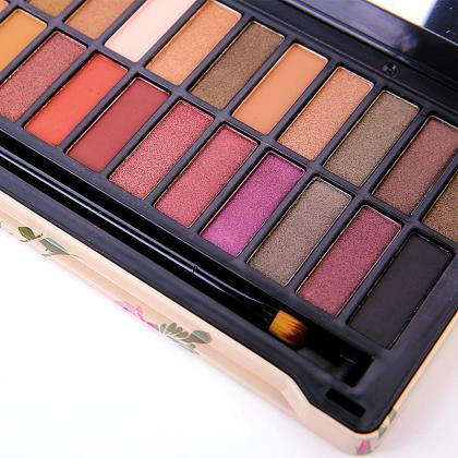 24 Colors Eyeshadow Palette Makeup ..