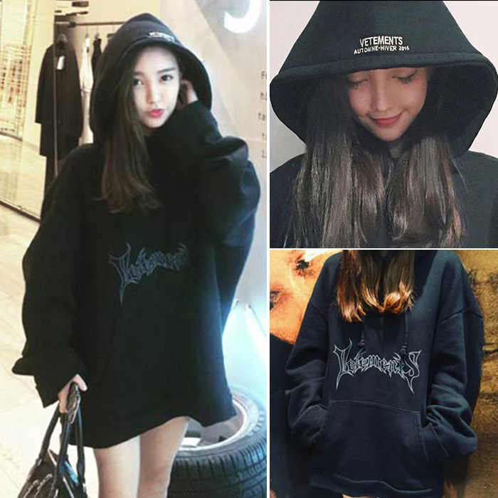 Men and Women Plus Size Loose Hoodie Sweatshirts Ultra Long-Sleeved Over Sizes Lovers Sweatshirts
